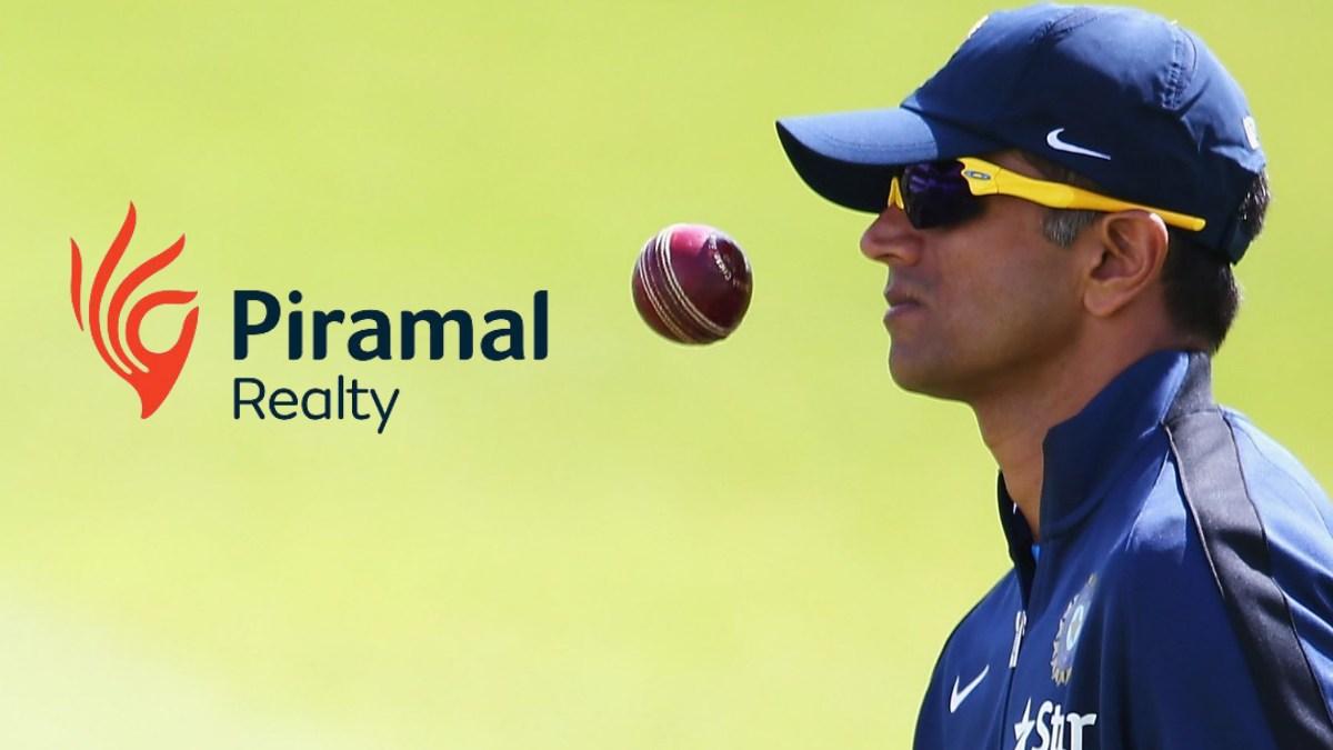 Piramal Realty ropes in Rahul Dravid as brand ambassador