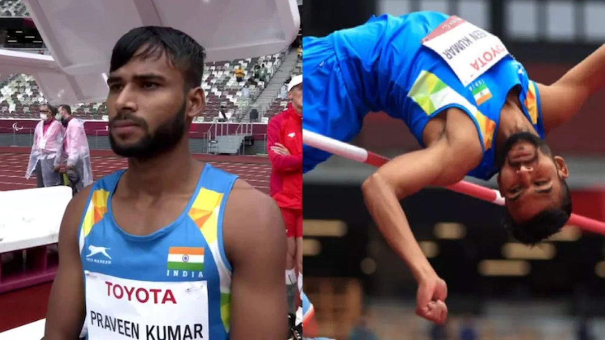 Praveen Kumar claims silver in Men's High Jump T64 Final