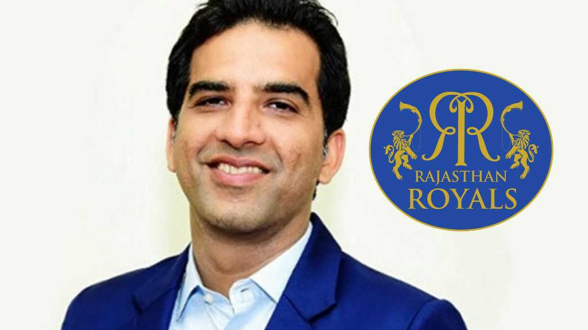 Rajasthan Royals appoints Zameer Kochar as new CMO