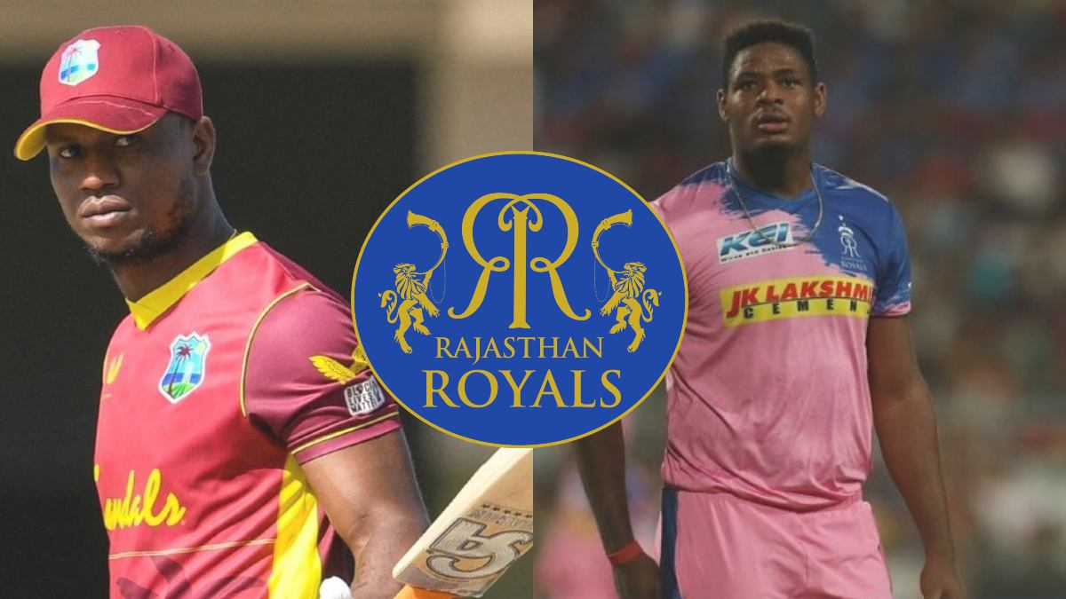 Rajasthan Royals sign Evin Lewis, Oshane Thomas as replacement
