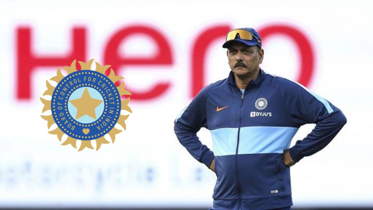 Ravi Shastri tests positive for COVID-19 along with two support staff members