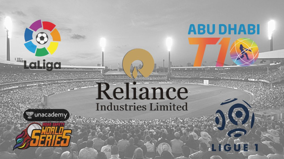 Reliance's acquisition spree to shift the paradigm of sports broadcasting