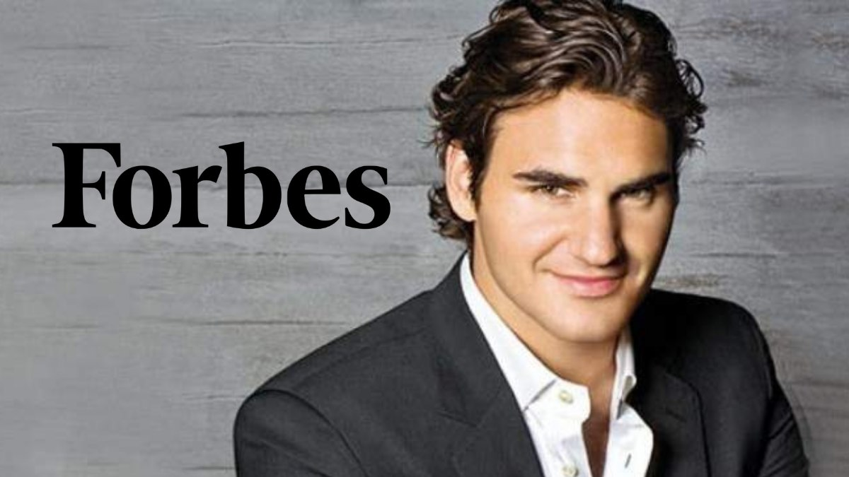 Roger Federer tops Forbes Magazine list of highest paid tennis player