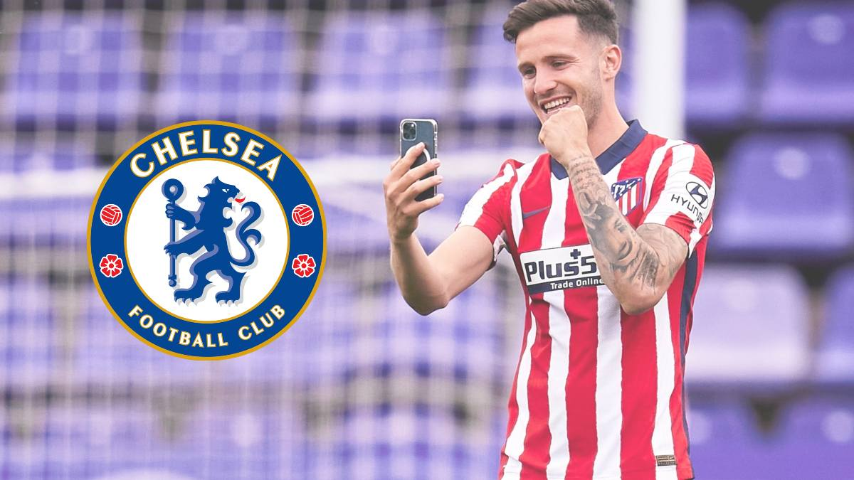 Saúl Ñíguez signs with Chelsea on loan from Atletico Madrid