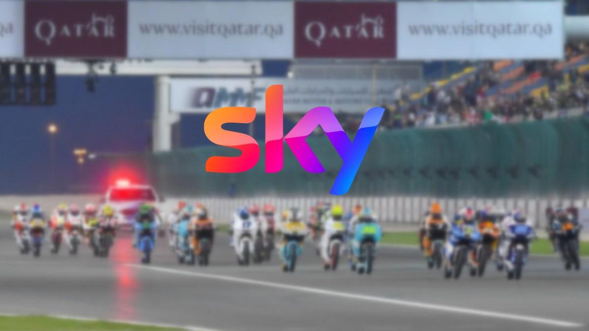 Sky Italia lands Moto GP rights till 2025