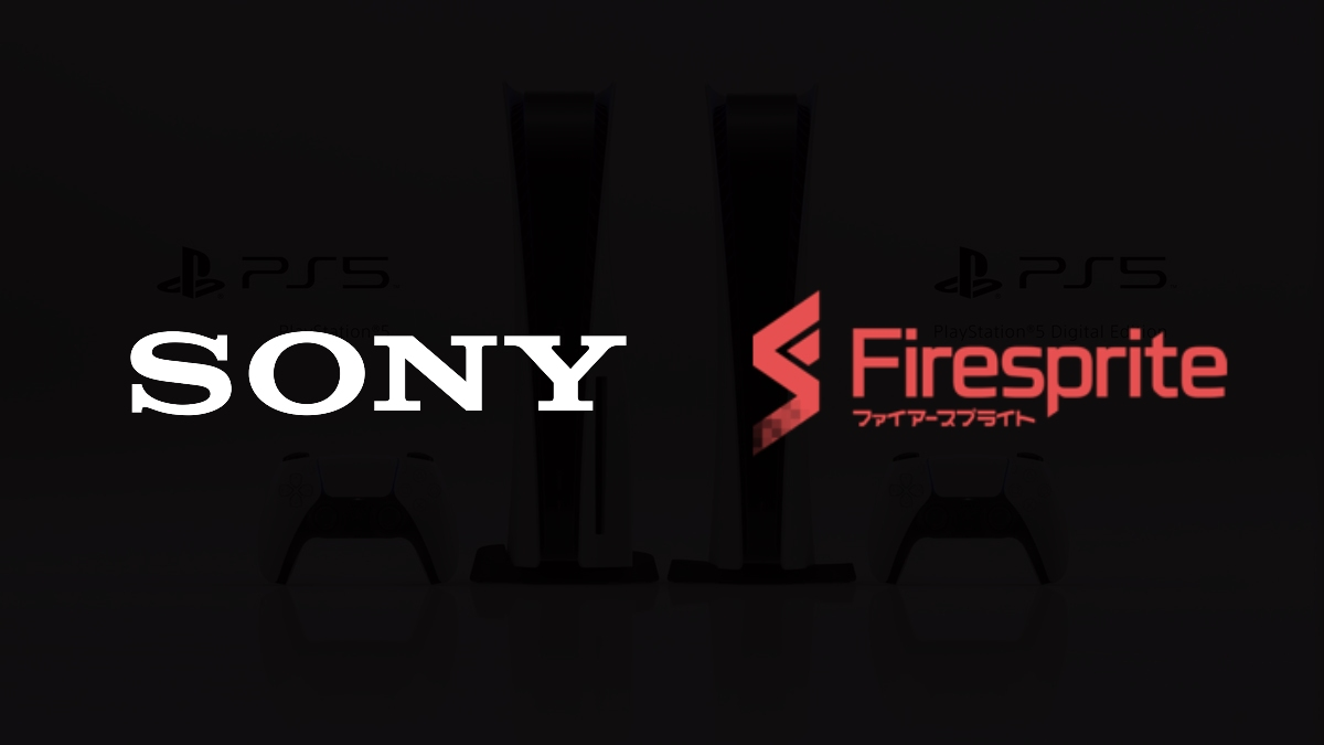 Sony acquires gaming company Firesprite
