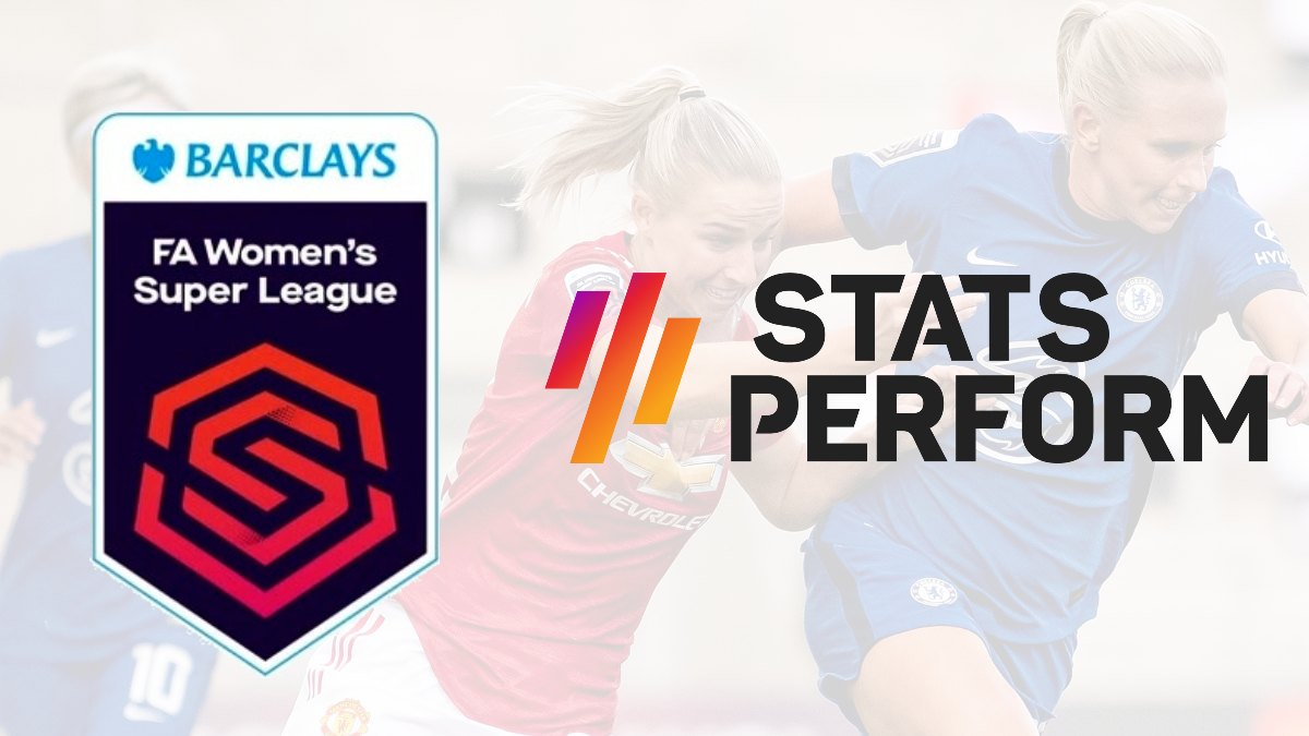 Stats Perform partners with Barclays FA Women's Super League as official data provider