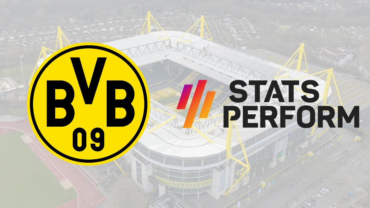 Stats Perform renews its scouting contract with Borussia Dortmund