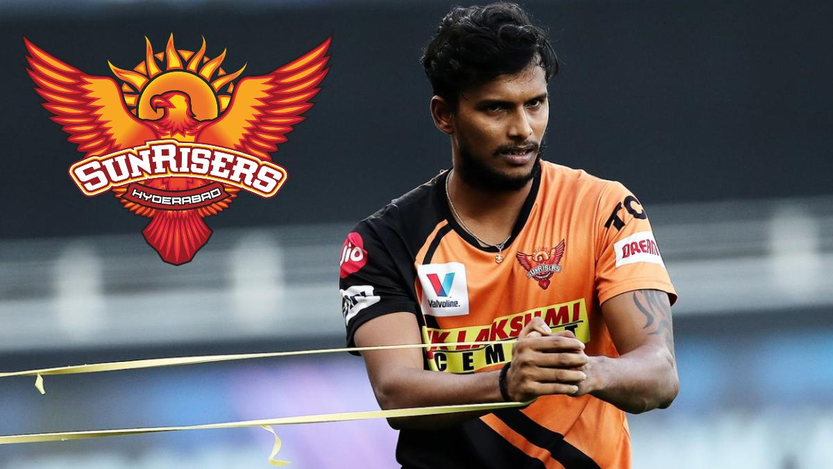 IPL 2021: Sunrisers Hyderabad pacer T Natarajan tests positive for Covid-19