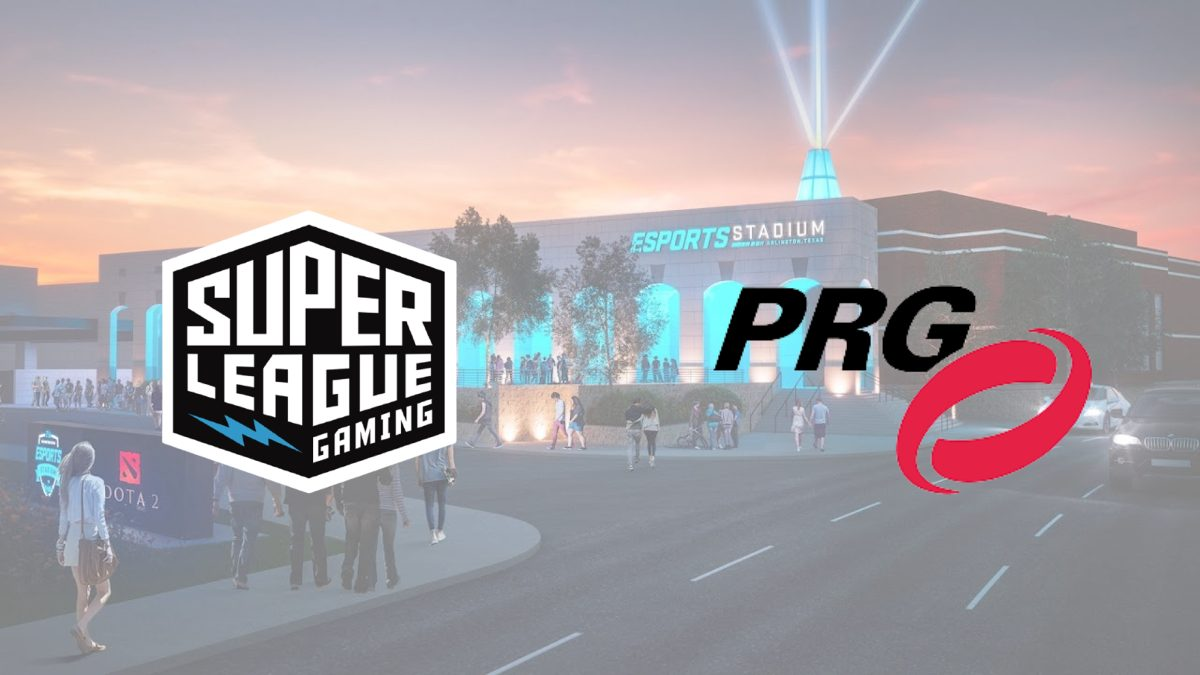 Super League Gaming join hands with Production Resource Group