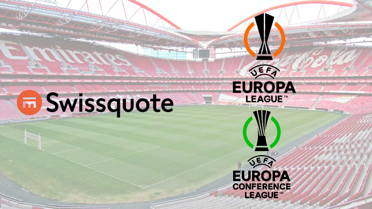 Swissquote announces sponsorship deal with UEFA Europa League, UEFA Conference League