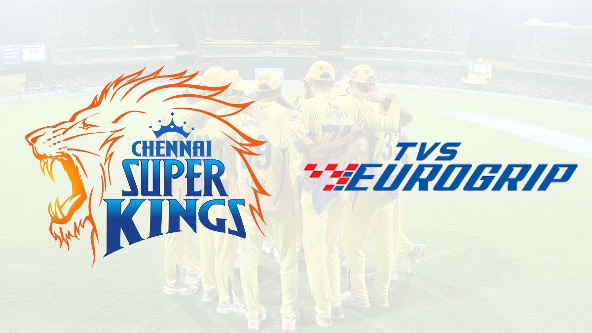 TVS Eurogrip Tyres signs a multi-year partnership with CSK as the front-of-shirt sponsor: Reports
