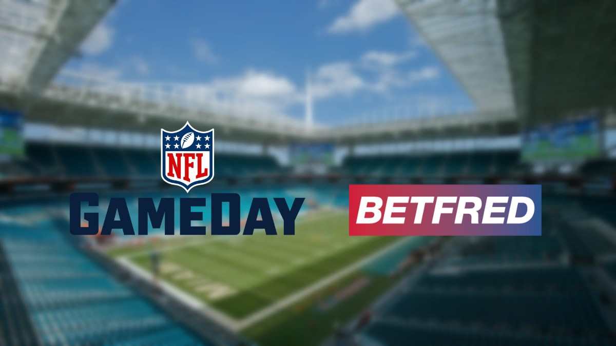 The Game Day announce Betfred Sports as sponsor for NFL shows