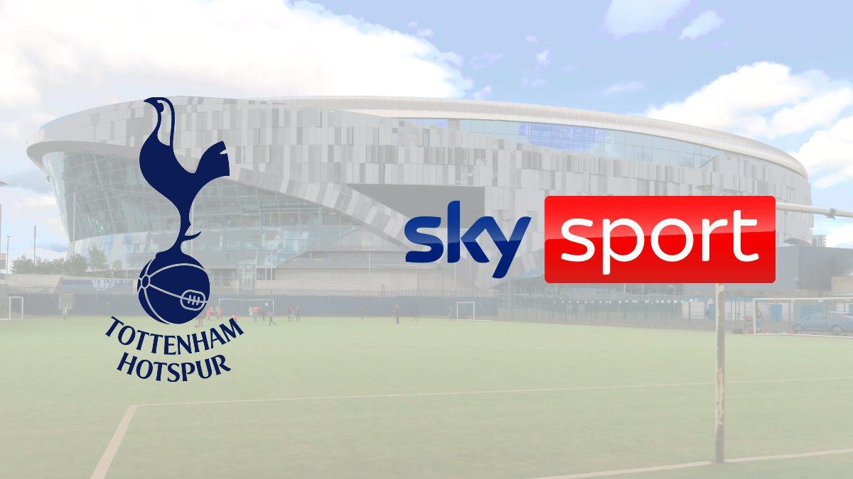 Tottenham Hotspur partners with Sky for Premier League's first net-zero carbon match