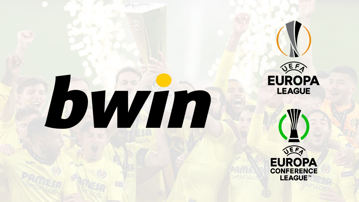 UEFA Europa League and Conference League lands a deal with Bwin