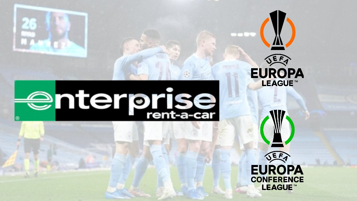 UEFA signs partnership extension with Enterprise