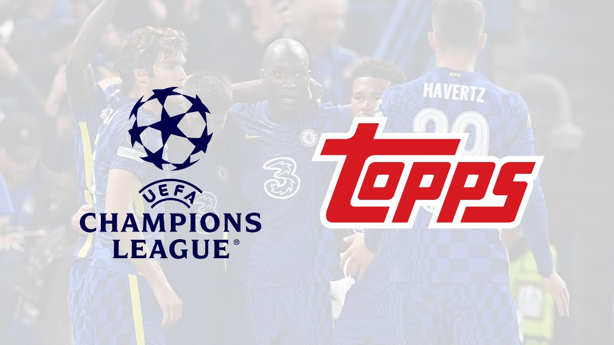 UEFA extends partnership with Topps to include Champions League NFTs