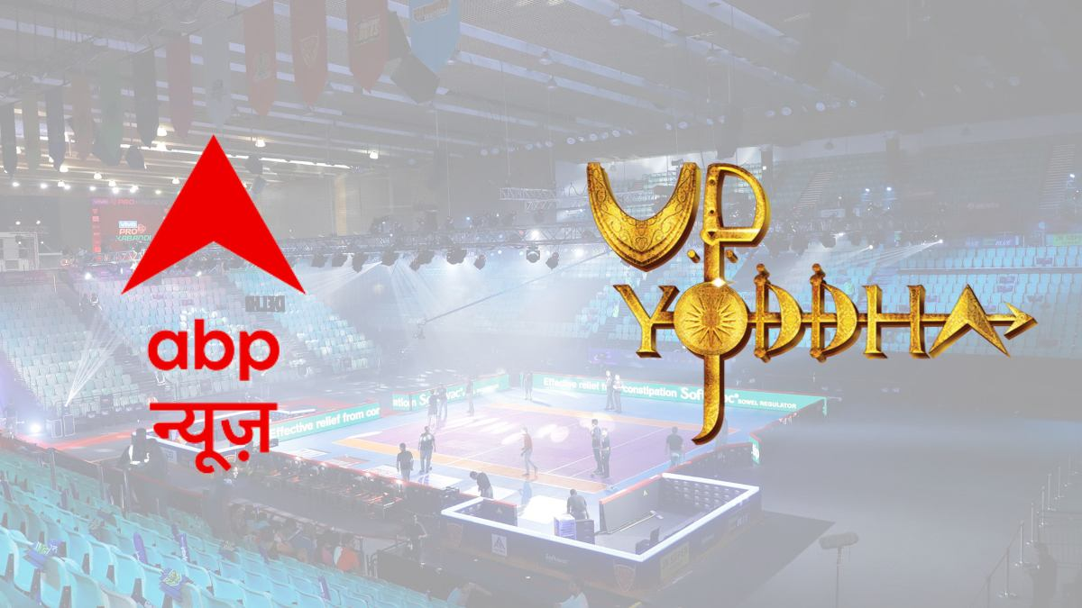 UP Yoddha signs sponsorship deal with ABP News