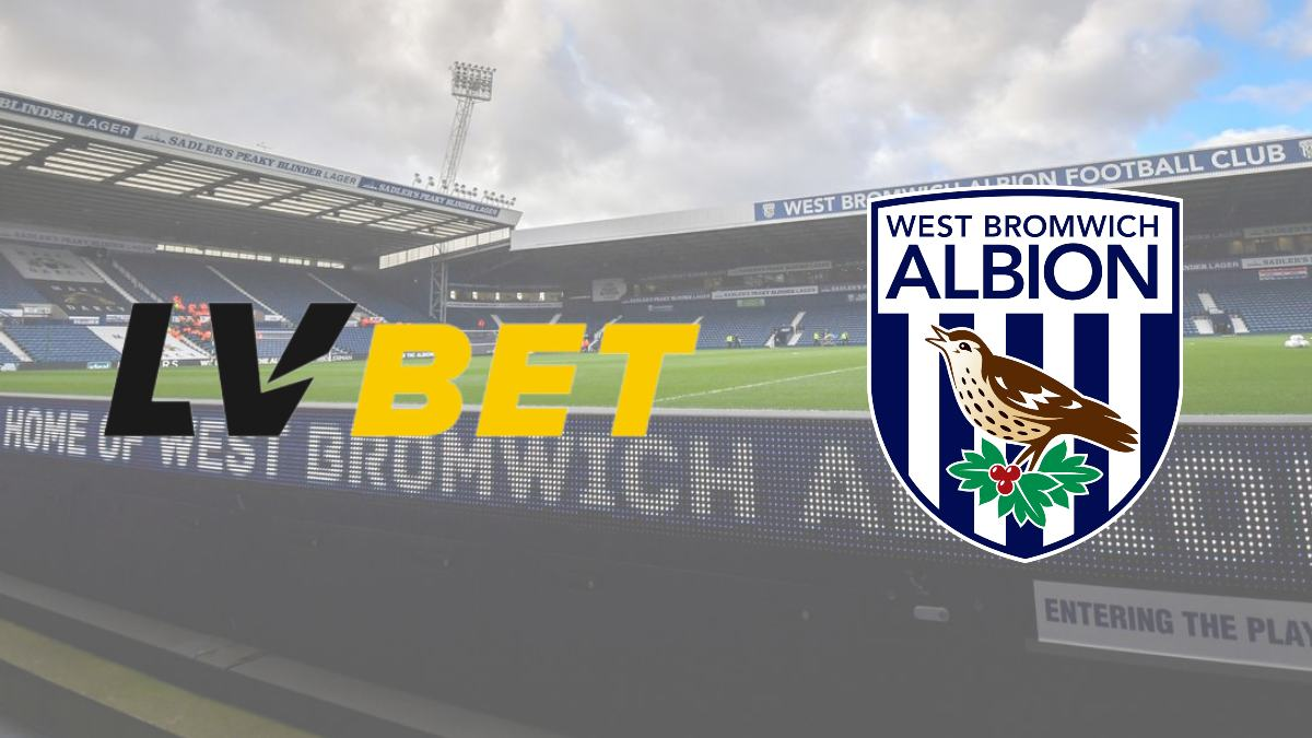 West Bromwich Albion signs sponsorship deal with LV BET
