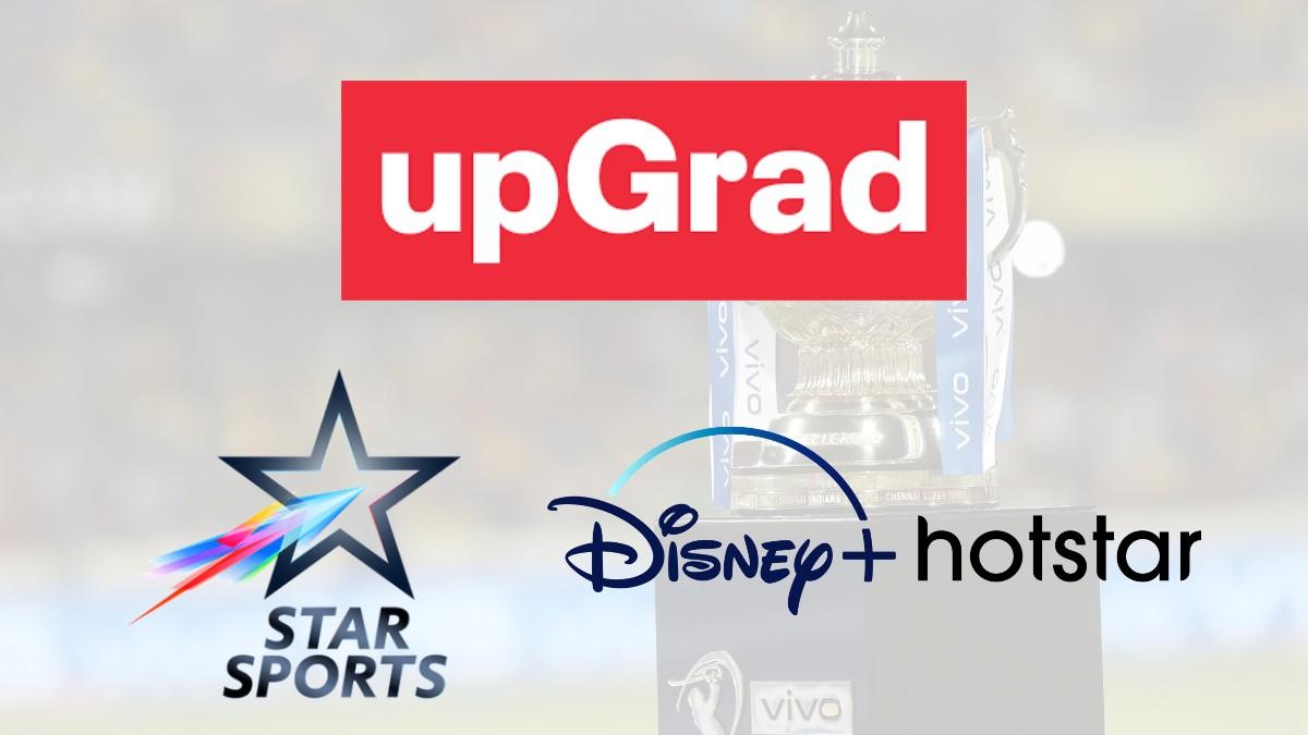 upGrad associates with Star Sports, Disney+ Hotstar for VIVO IPL 2021