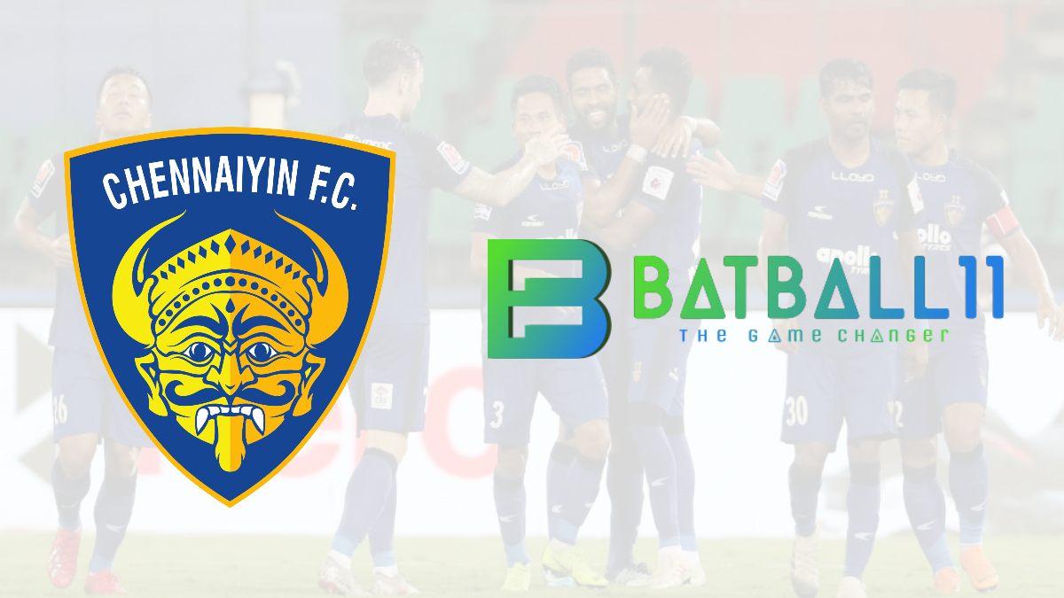 Chennaiyin FC signs BatBall11 as associate sponsor