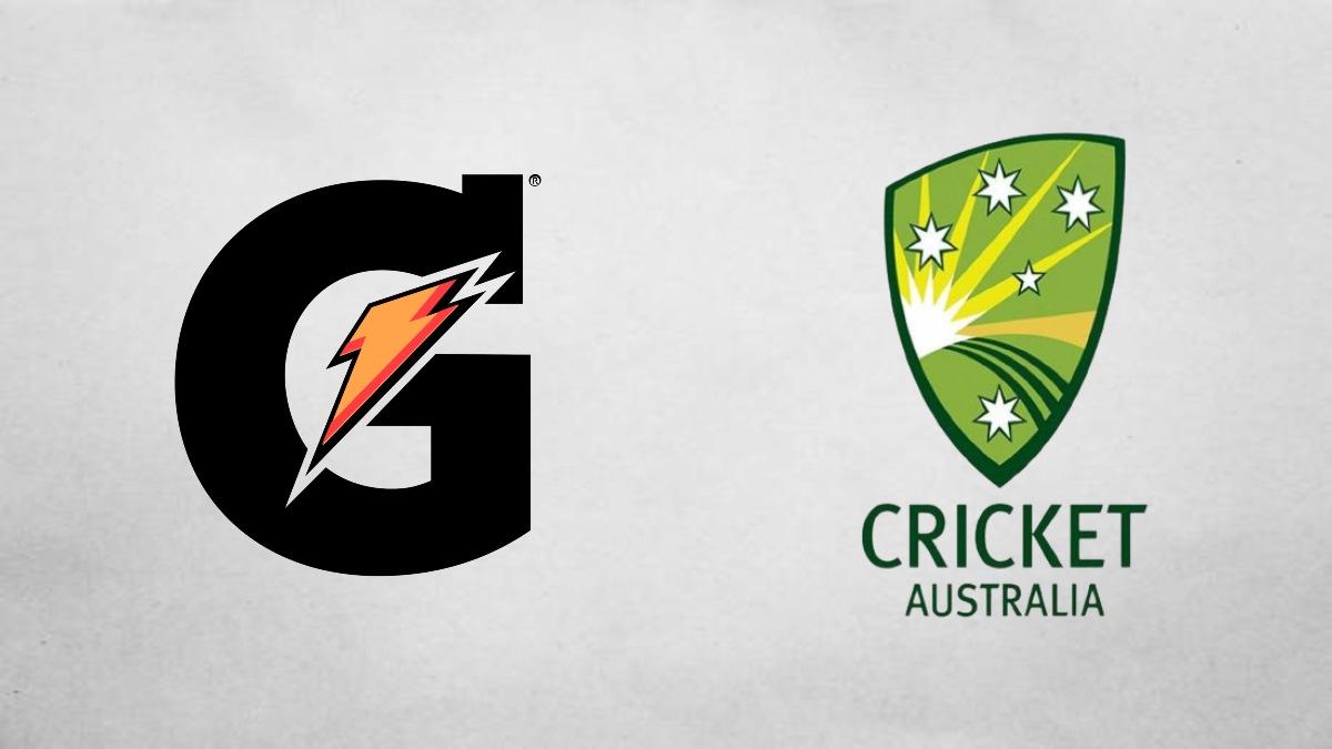 Cricket Australia inks a partnership extension with Gatorade