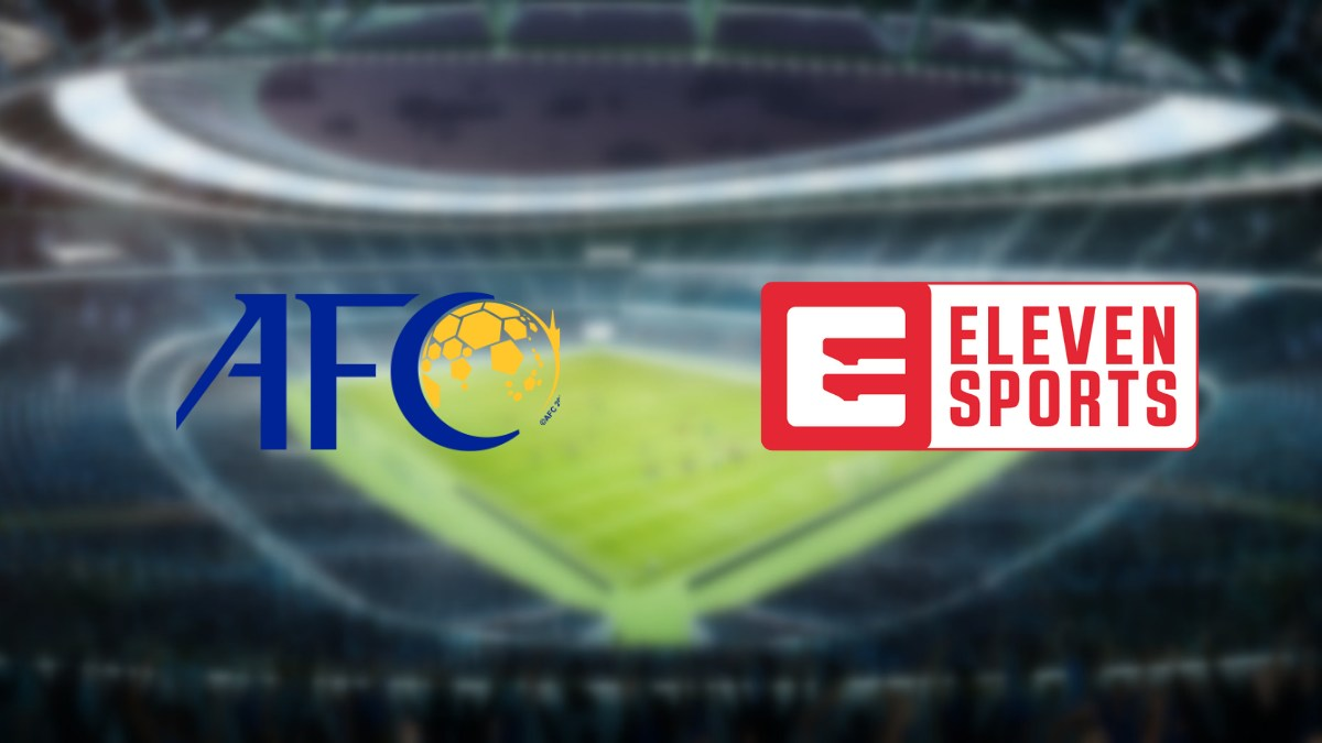 Eleven lands multi-territory media rights of AFC