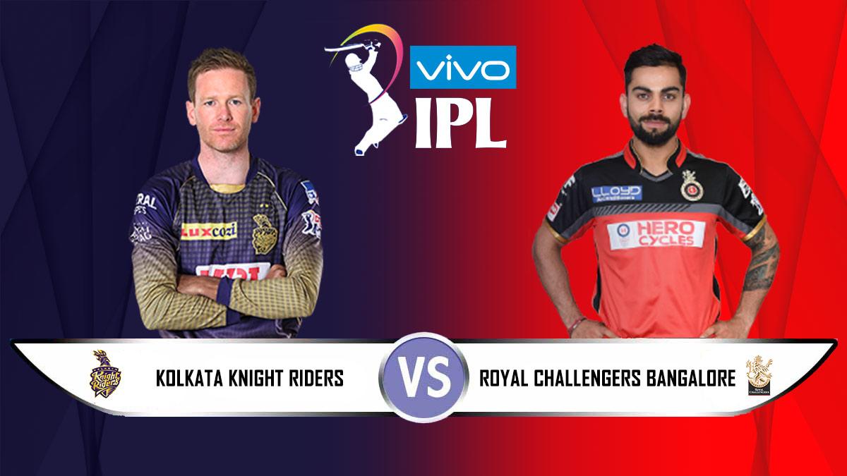IPL 2021 Eliminator KKR vs RCB: Preview, head-to-head and sponsors