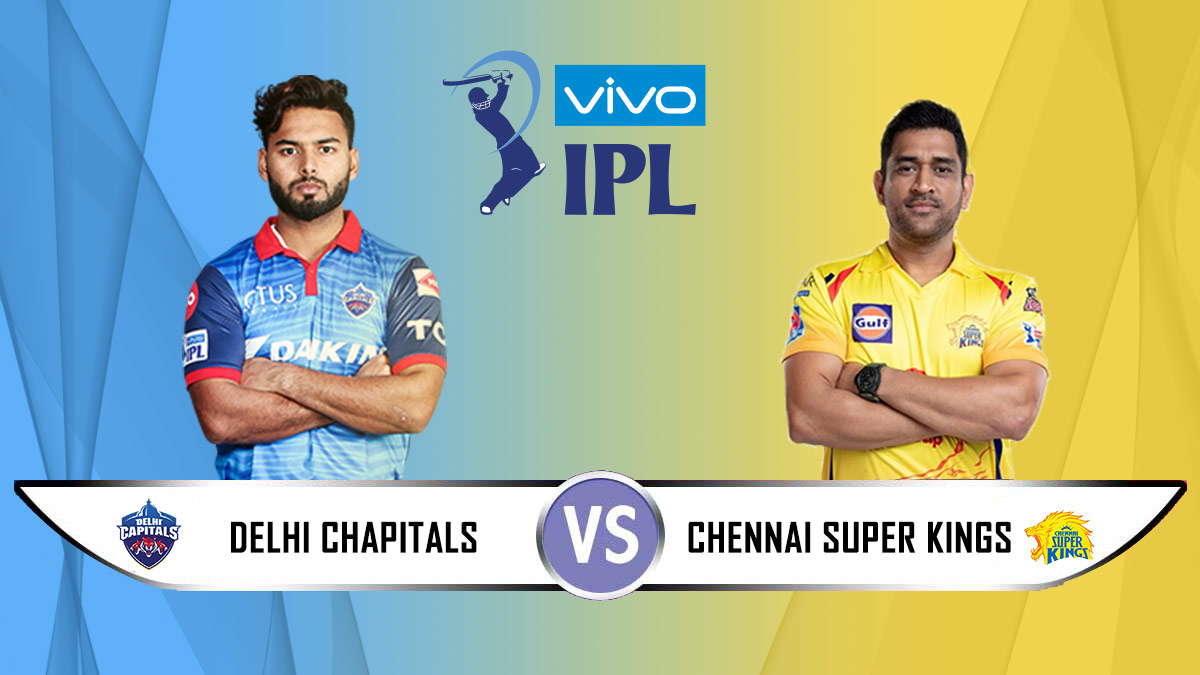 IPL 2021 Qualifier 1 DC vs CSK Preview, head-to-head, and sponsors