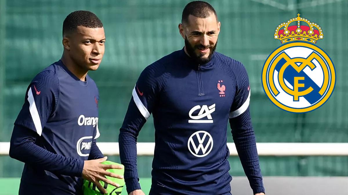 Karim Benzema confirms that Kylian Mbappe will join Real Madrid CF