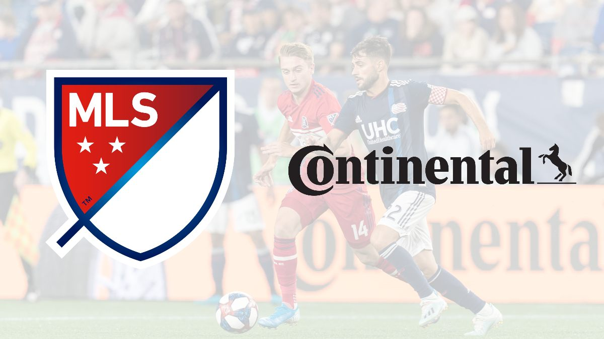 MLS extends its long-term partnership with Continental Tire