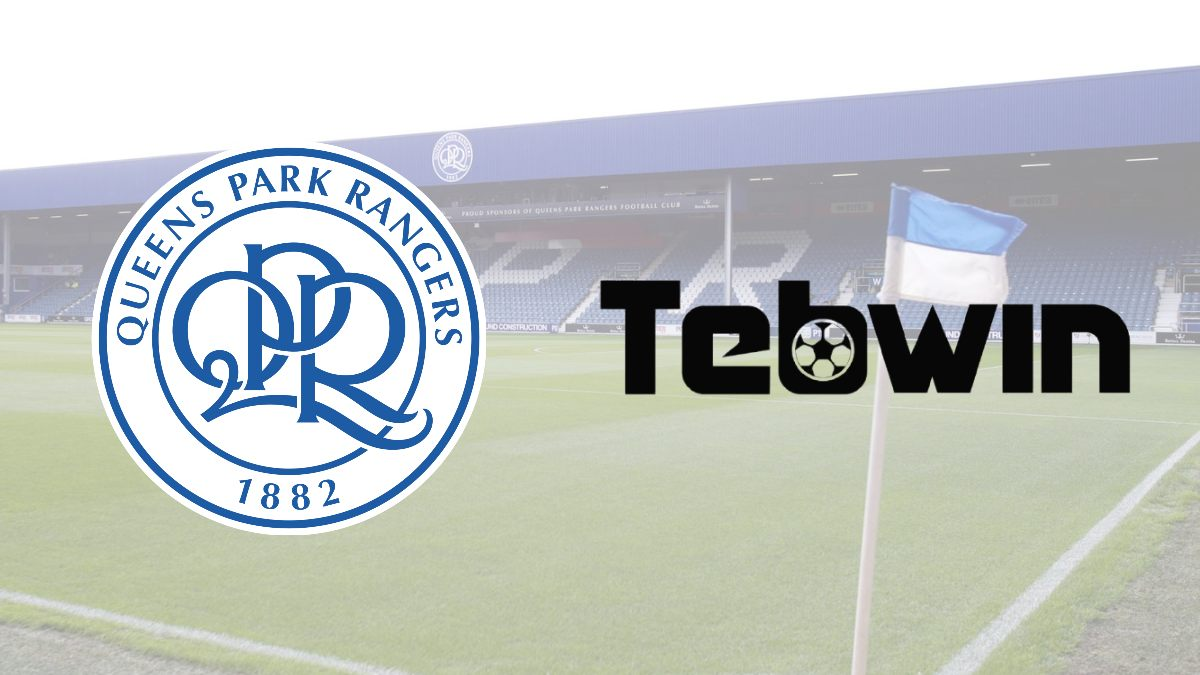 QPR signs TebWin as betting partner