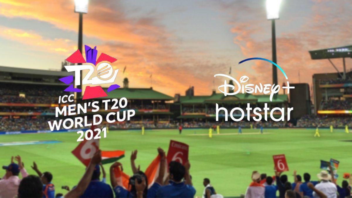 T20 World Cup 2021: Disney+Hotstar confirms 10 sponsors