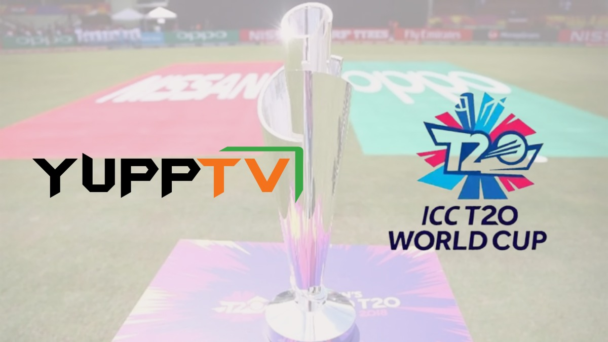 YuppTV secures broadcasting rights for ICC T20 World Cup for South East Asia and Continental Europe