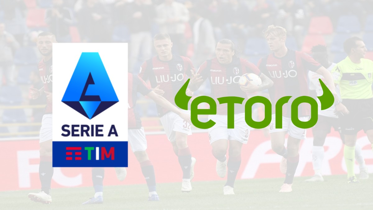 eToro lands partnership deal with eight Serie A clubs